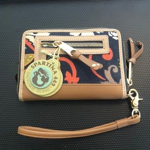 Spartina Wrist Wallet
